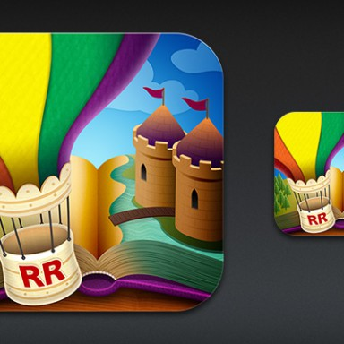 Reading Rainbow for iOS