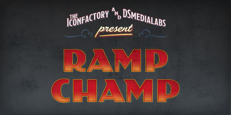 Ramp Champ Logo
