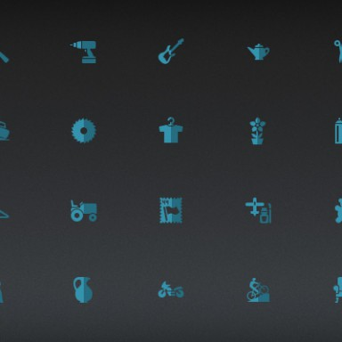 eBay Category Icons for Web