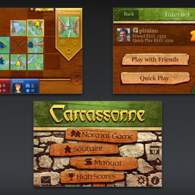 Carcassonne for iOS