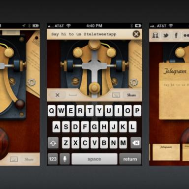 TeleTweet for iOS
