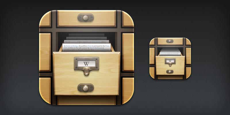 Articles App Icon