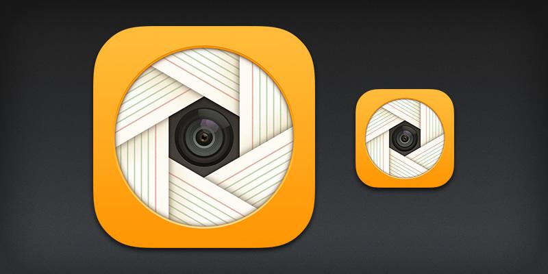 Notograph iOS app icon