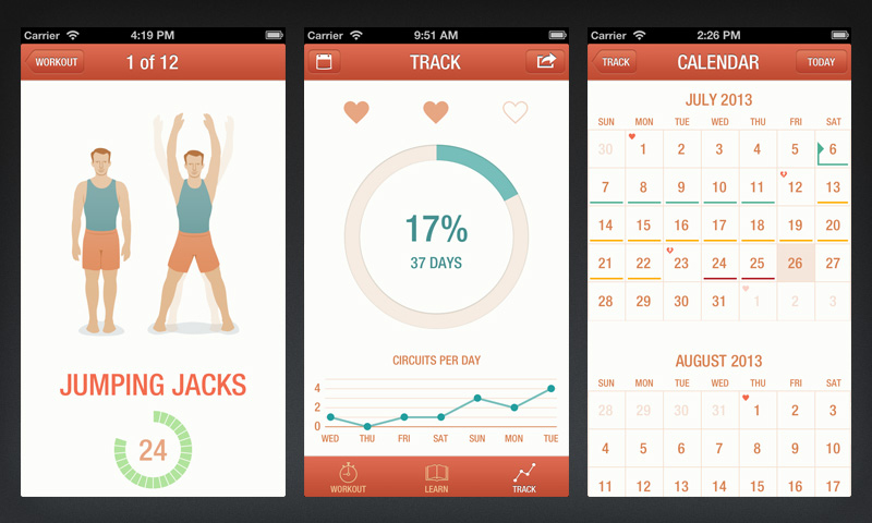 Top Workout Apps For Iphone