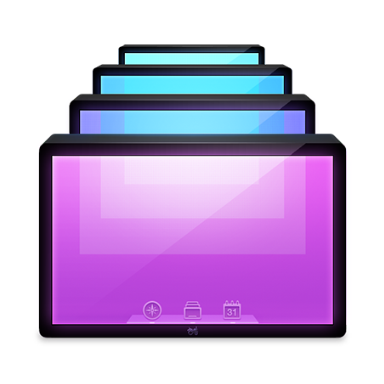 Screens for Mac and iOS