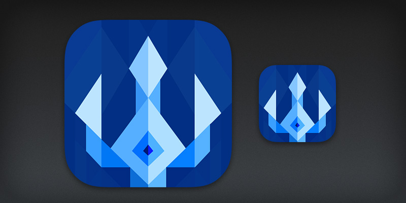 Disco App Icon for iOS