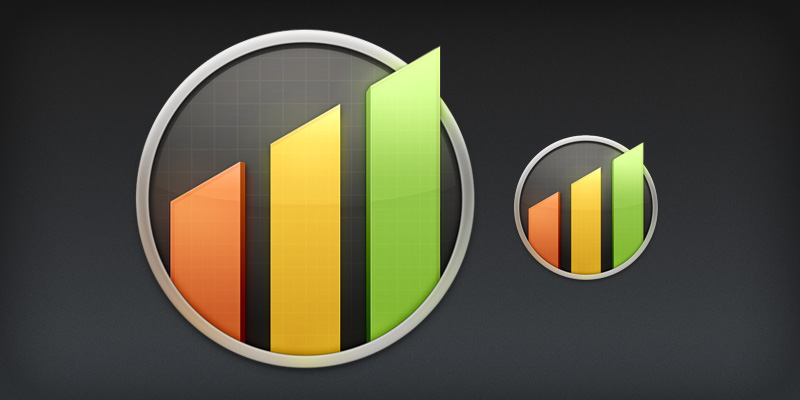 App Icon-AppViz for Mac