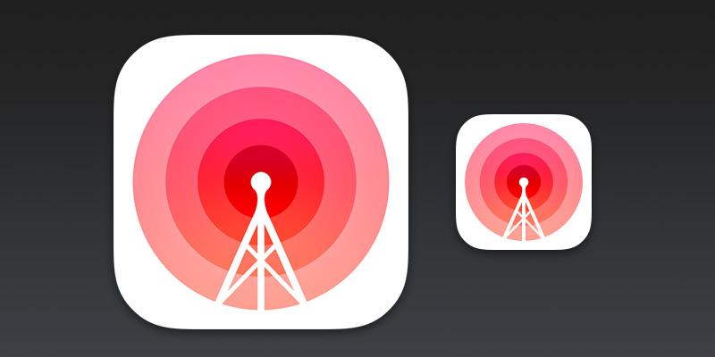 Radium iOS App Icon