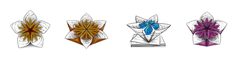 Vellum sketches