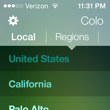 Colo for iOS