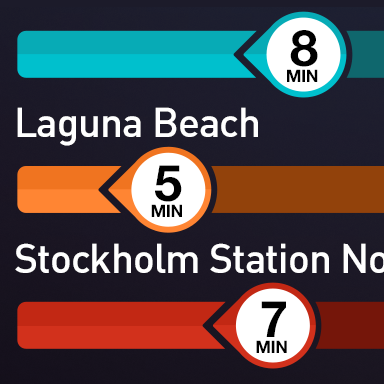 Lobby Transit for iOS