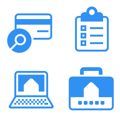 Rentify Website Iconography