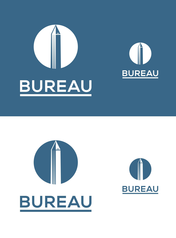 Bureau logo iconfactory portfolio for Bureau skate shop