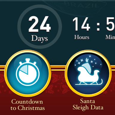 Santa Call and Tracker for iOS