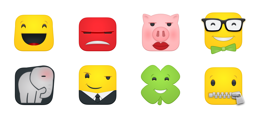 Circuit Emoji for Business Examples