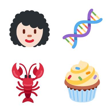 Twitter Unicode 11 Emoji