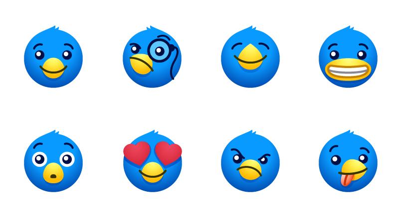 Olliemoji emoji icons for Twitterrific