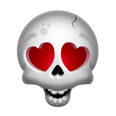 Skullmoji Stickers