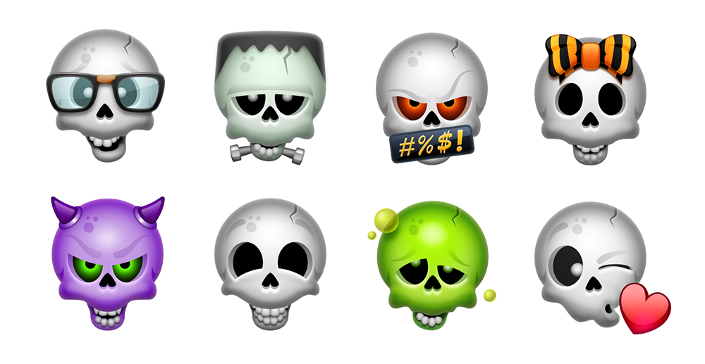Olliemoji emoji icons for Twitterrific